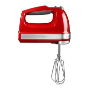 KitchenAid Handmixer 5KHM9212EER empire rot
