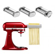 5KSMPRA Nudelwalzen KitchenAid 3er Set