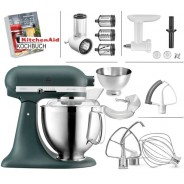KitchenAid Artisan 5KSM185PSE Vorteils-Set 1 Küchenmaschine