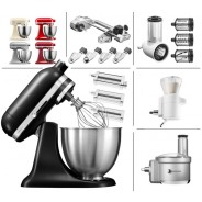 KitchenAid Individual-Set MINI Küchenmaschine (5KSM3311X)