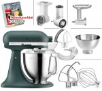 KitchenAid Artisan 5KSM185PSE Vorteils-Set 3 Küchenmaschine