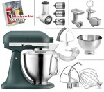 KitchenAid Artisan 5KSM185PSE Vorteils-Set 4 Küchenmaschine