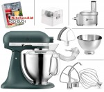 KitchenAid Artisan 5KSM185PSE Vorteils-Set 6 Küchenmaschine