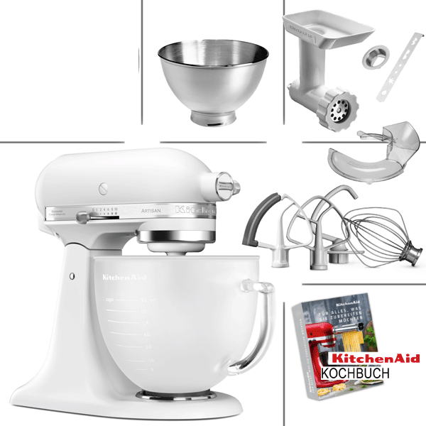 KitchenAid Vorteilsset Frosted Pearl