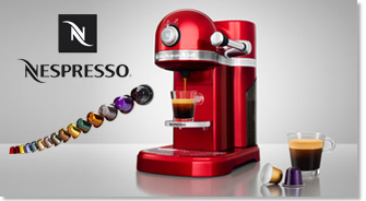 KitchenAid ArtisanNespresso
