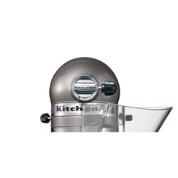 kitchenaid artisan in medallion silber 5ksm150psems. Black Bedroom Furniture Sets. Home Design Ideas