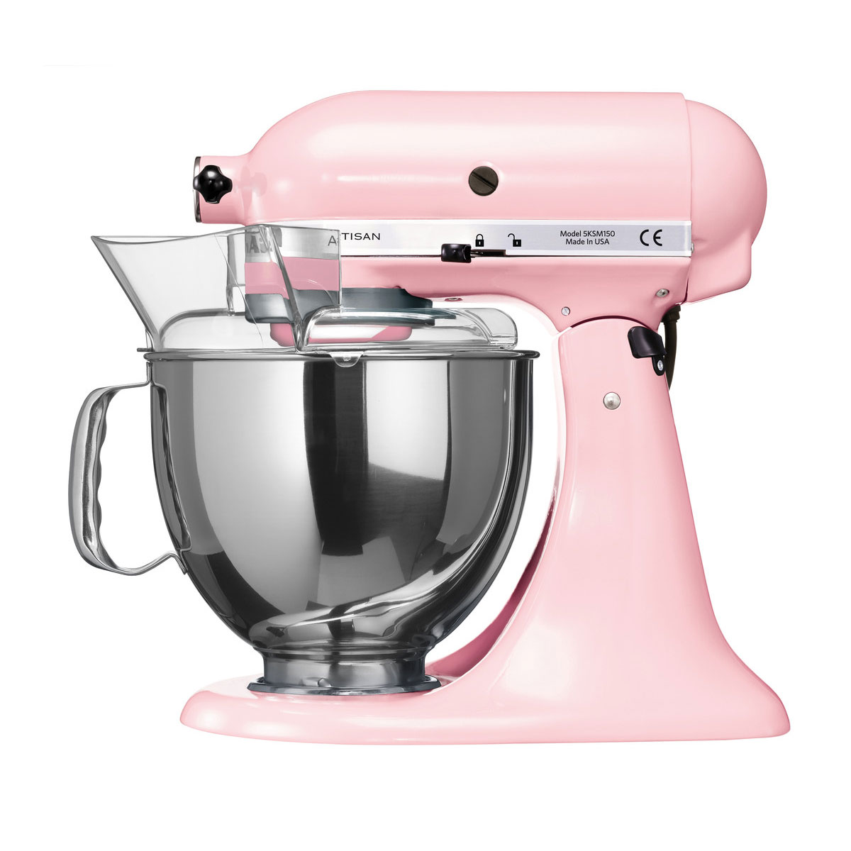 kitchenaid artisan in pink 5ksm175psesp kuechen fee. Black Bedroom Furniture Sets. Home Design Ideas