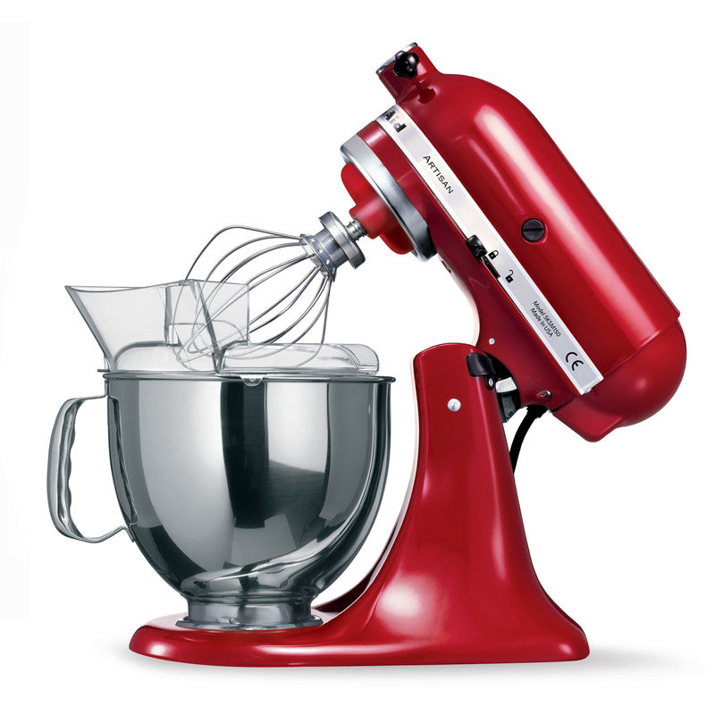 KitchenAid Artisan Empire Rot (5KSM125EER) - Kuechen-Fee