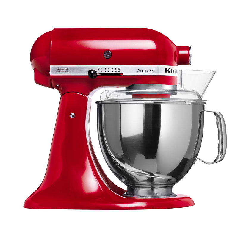 KitchenAid Artisan Empire Rot (5KSM150PSEER)