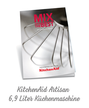 KitchenAid Artisan Kochbuch
