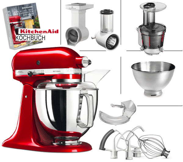 KitchenAid Vorteilsset 5