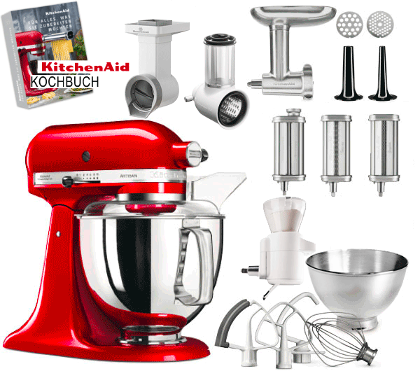 KitchenAid Vorteilsset xxl